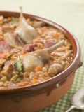 cassoulet obrazy royalty free