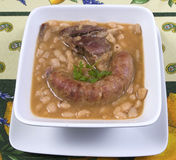 Cassoulet Royalty Free Stock Photography