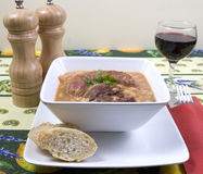 Cassoulet Stock Photography