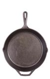 Cast Iron Frying Pan Stock Images