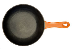 Cast Iron Frypan Stock Photos