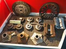 cast iron in metallex 2014 bangkok,thailand Stock Image