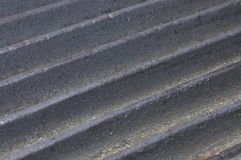 Cast iron rods Stock Image
