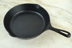 Cast Iron Skillet Stock Photos