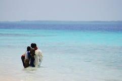 Cast Net Fishing - Zanzibar - Tanzania. Cast Net Fishing in Zanzibar - Tanzania stock images