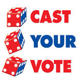 Cast Your Vote Royalty Free Stock Photo