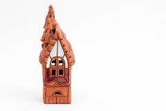 Casta de cerámica Foto de archivo libre de regalías