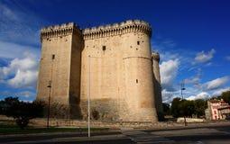 Casta francesa medieval Fotografia de Stock