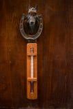 Castagneto Carducci, Leghorn, Italy - Door Royalty Free Stock Photos