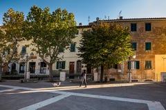 Castagneto Carducci, Leghorn, Italy - Etruscan Coast Stock Photo