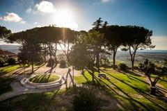 Castagneto Carducci, Leghorn, Italy - Etruscan Coast Stock Photography