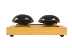 CASTANET MACHINE instrument Royalty Free Stock Image