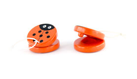 Castanets pattern beetles Royalty Free Stock Photo