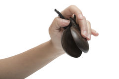 Castanets Stock Photos