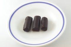 Castanha doce Foto de Stock