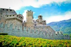Castel Imagens de Stock Royalty Free
