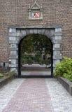 Castel arcen Royalty-vrije Stock Foto