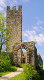 Castel Belfort Stock Photography