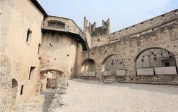 Castel Beseno of Dolomites, Italy Royalty Free Stock Photos