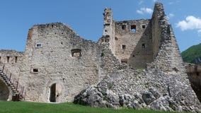 Castel Beseno Trentino Alto Adige fotografía de archivo libre de regalías
