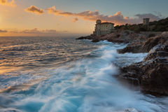 Castel Boccale Royalty Free Stock Photo