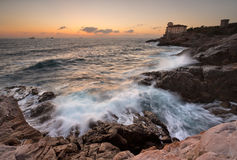 Castel Boccale Royalty Free Stock Photography