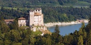 Castel Cles - Val di Non Trentino Italy Stock Image