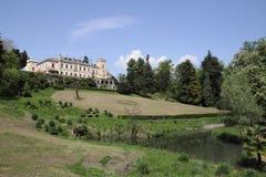 Castel dal Pozzo zdjęcie royalty free