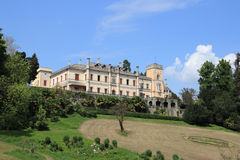 Castel dal Pozzo fotografia royalty free