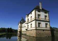 Castel de Cormatin Photo stock