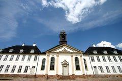 Castel de Fredensborg Imagens de Stock Royalty Free