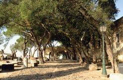 castel De Jorge O s Zdjęcia Stock