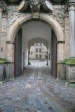 Castel de Kronborg Foto de archivo libre de regalías