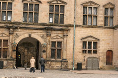 Castel de Kronborg Imagen de archivo