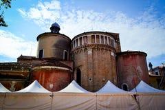 Castel de Venezia Imagem de Stock Royalty Free