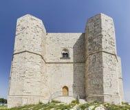 Castel del monte, взгляд, панорама, ландшафт, Стоковые Изображения RF