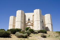 Castel del Monte Stock Photo