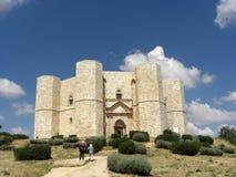 castel del monte Arkivfoto