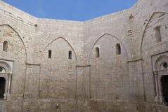 Castel del Monte Fotografia Stock Libera da Diritti