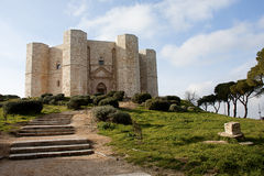 Castle del Monte Stock Images