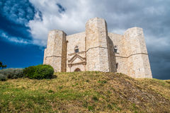 Castel del Monte Στοκ Φωτογραφίες