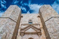 Castel del Monte Στοκ εικόνα με δικαίωμα ελεύθερης χρήσης
