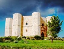 castel del monte Royaltyfri Foto