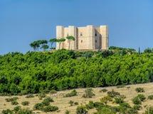 Castel del Monte Image libre de droits