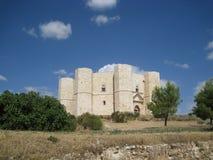 Castel Del Monte Lizenzfreie Stockfotografie