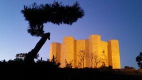 Castel del Monte Fotografia Stock