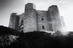 castel del monte 免版税库存照片