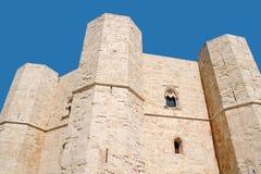 Castel del Monte, Apulia Stock Images