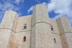 Castel Del Monte, Apulia, Italien Lizenzfreie Stockbilder
