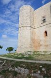 Castel Del Monte, Apulia, Italien Lizenzfreie Stockfotos